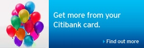 Get more from your Citibank Card
